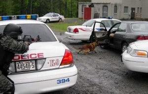 police k9 swat seminar