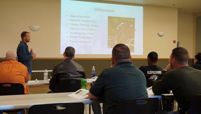 k9 supervisor training