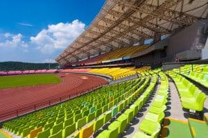 stadium k9 security