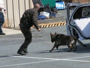 police k9 patrol seminar