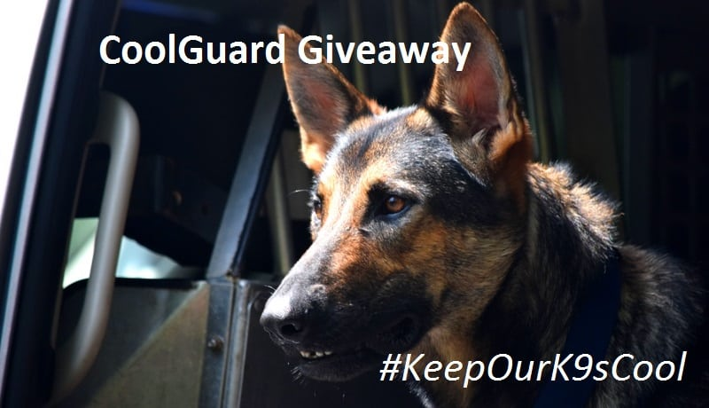 K9 Cool Guard Giveaway