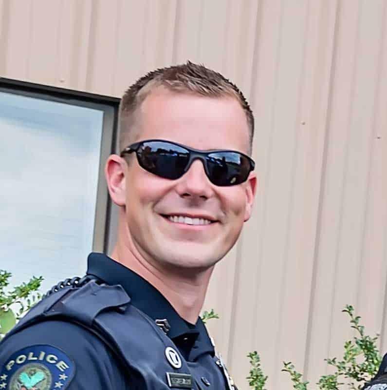 greg stewart VA police handler