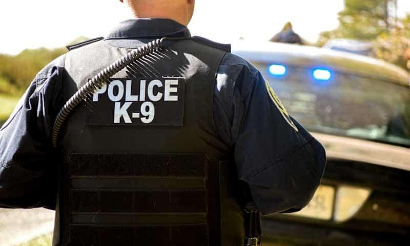 police k9 intructor course